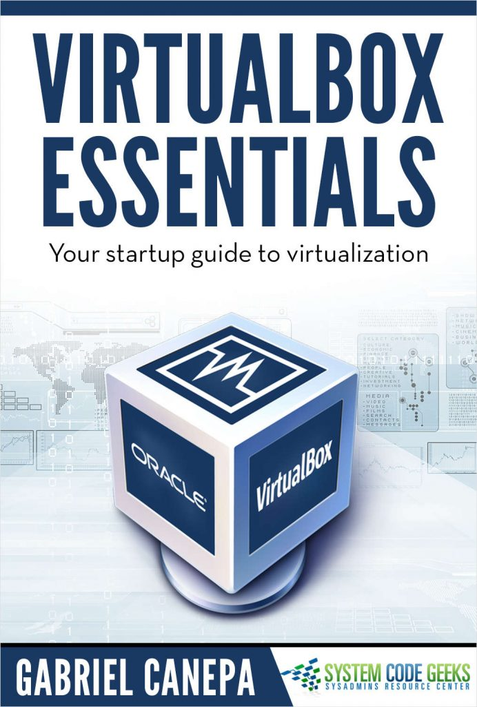 Free e-book : VirtualBox Essentials